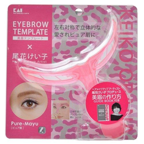 貝印(KAI) アイブローテンプレート ピュア眉の商品画像
