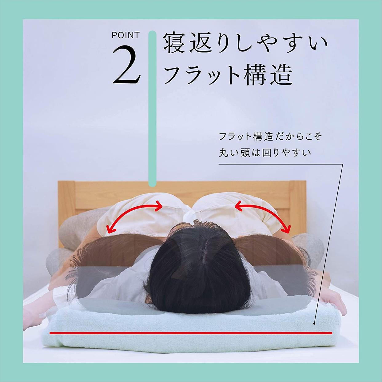 山田朱織枕研究所 整形外科枕ライトの商品画像5