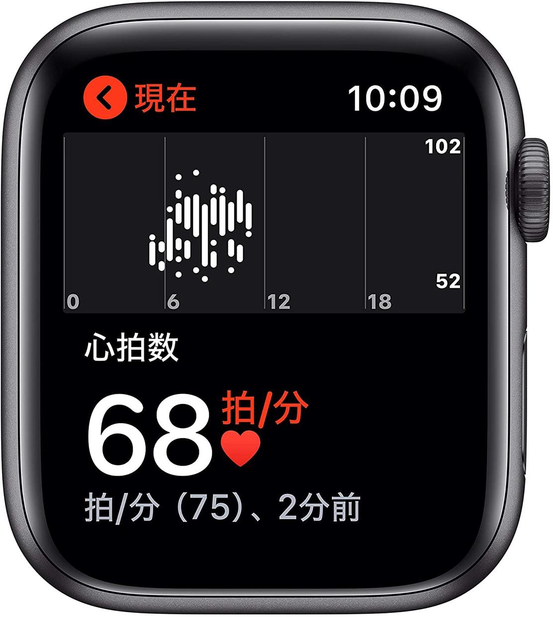 Apple(アップル) Apple Watch Series5(GPSモデル) MWVF2J/Aの商品画像5