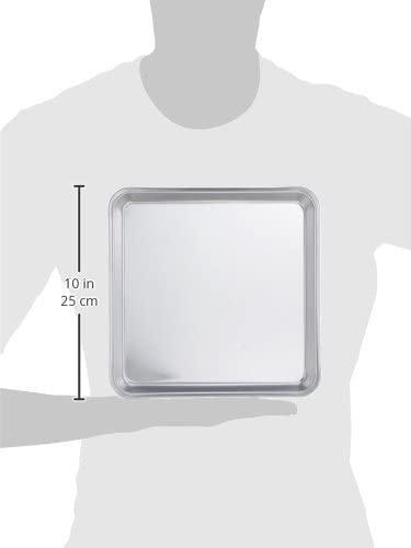 大屋金属(おおやきんぞく)18-0ステンレス 正角盆 24cmの商品画像2
