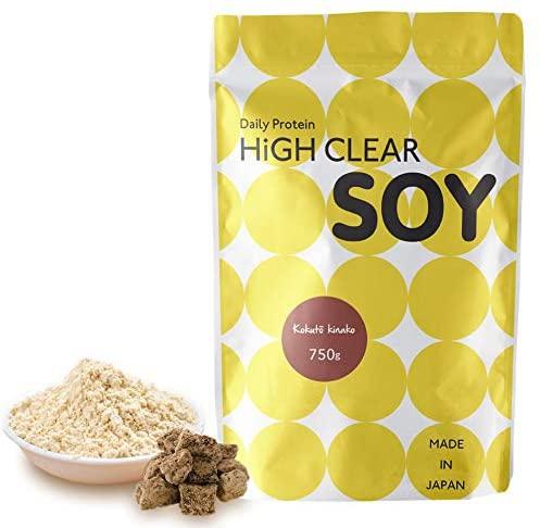 HIGH CLEAR(ハイクリアー) ソイプロテイン100 ステビアの商品画像