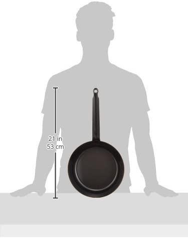 遠藤商事 鉄黒皮厚板フライパンの商品画像5