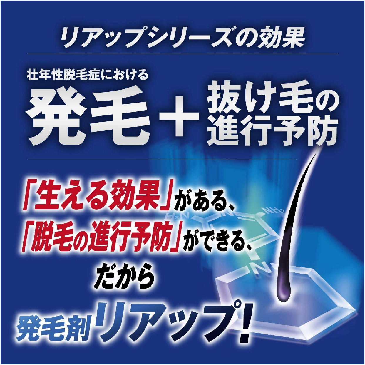 リアップ発毛剤の商品画像4