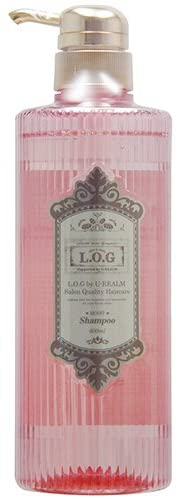 L.O.G by U-REALM(ログバイユーレルム) サロンクオリティー シャンプー モイストの商品画像