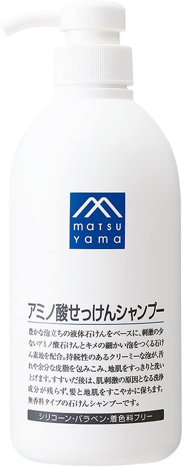 M-mark(エムマーク) アミノ酸 せっけんシャンプーの商品画像