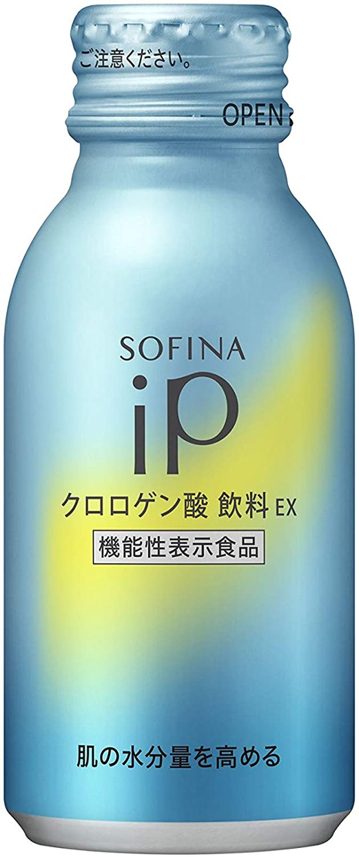 SOFINA  iP(ソフィーナ アイピー) クロロゲン酸 飲料 EXの商品画像3