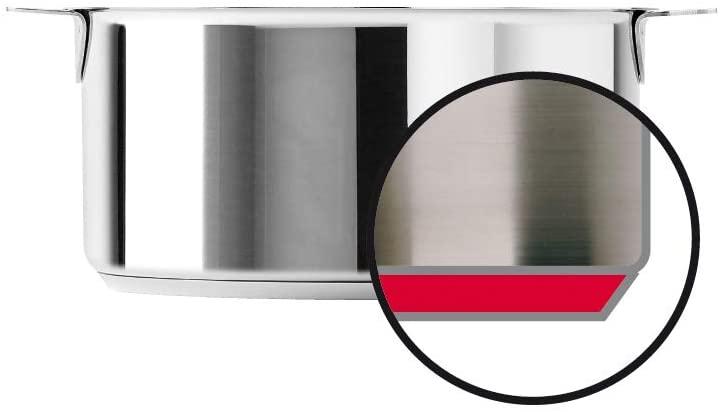 CRISTEL(クリステル)グラフィット 深鍋24cm F24GKの商品画像3