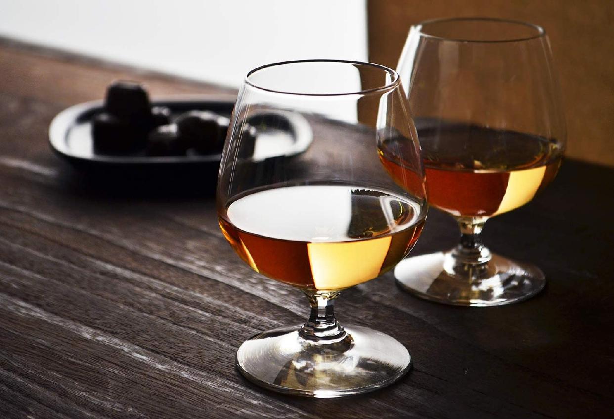 東洋佐々木ガラス(トウヨウササキガラス)ニューシュプール ブランデーグラス 225mlの商品画像7