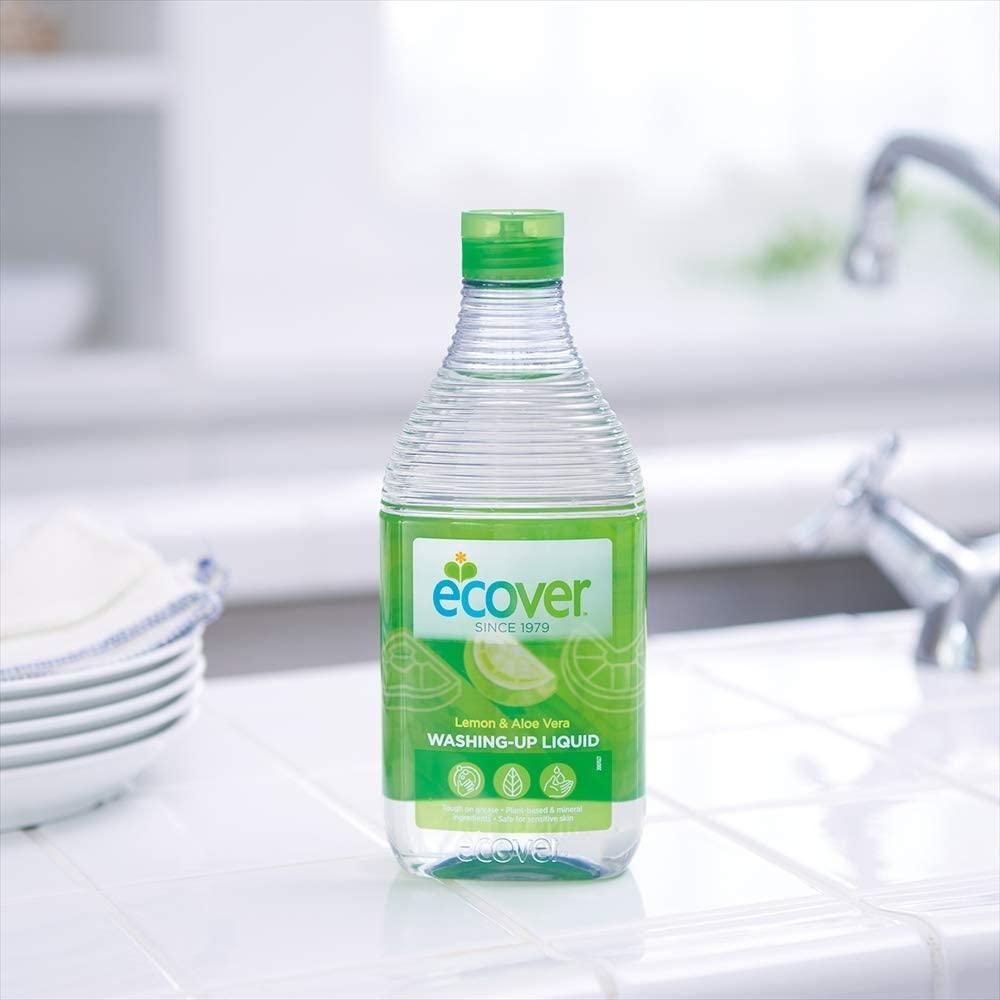 ECOVER(エコベール) 食器用洗剤 レモンの商品画像7