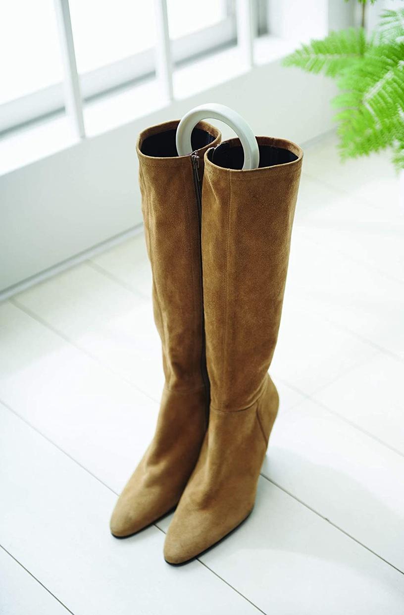 Like it(ライクイット) 靴収納ブーツキーパークリップの商品画像2