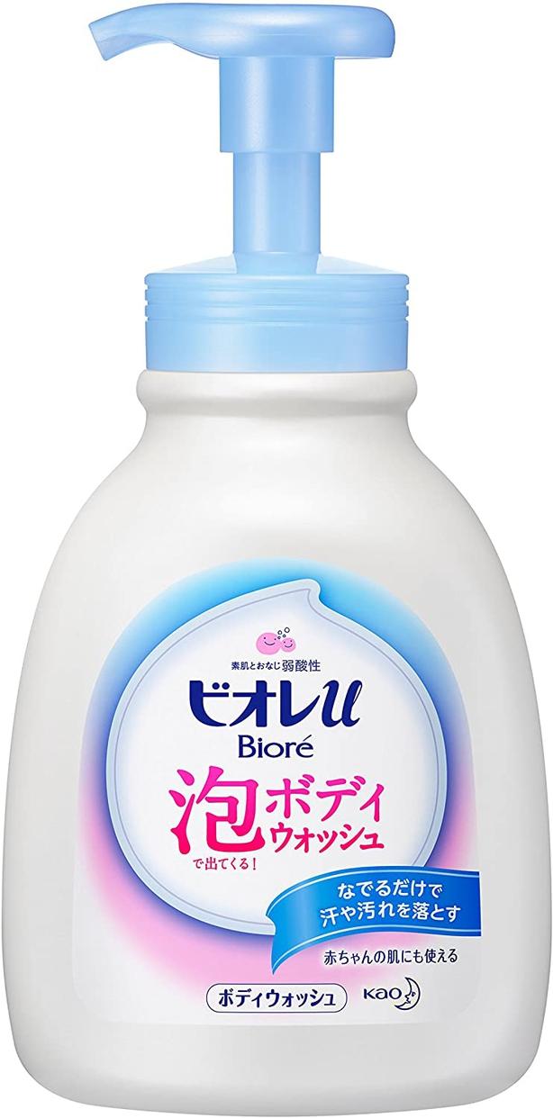 Bioré(ビオレ) 泡で出てくるボディウォッシュの商品画像