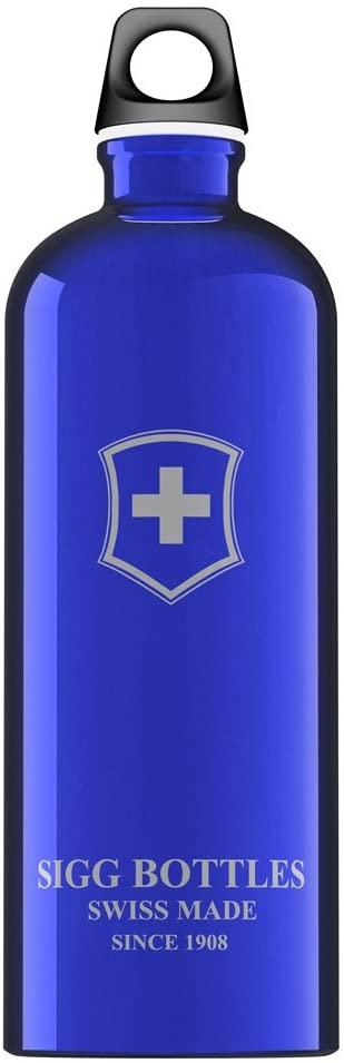 SIGG(シグ) スイスエンブレム ダークブルー 1.0リットルの商品画像