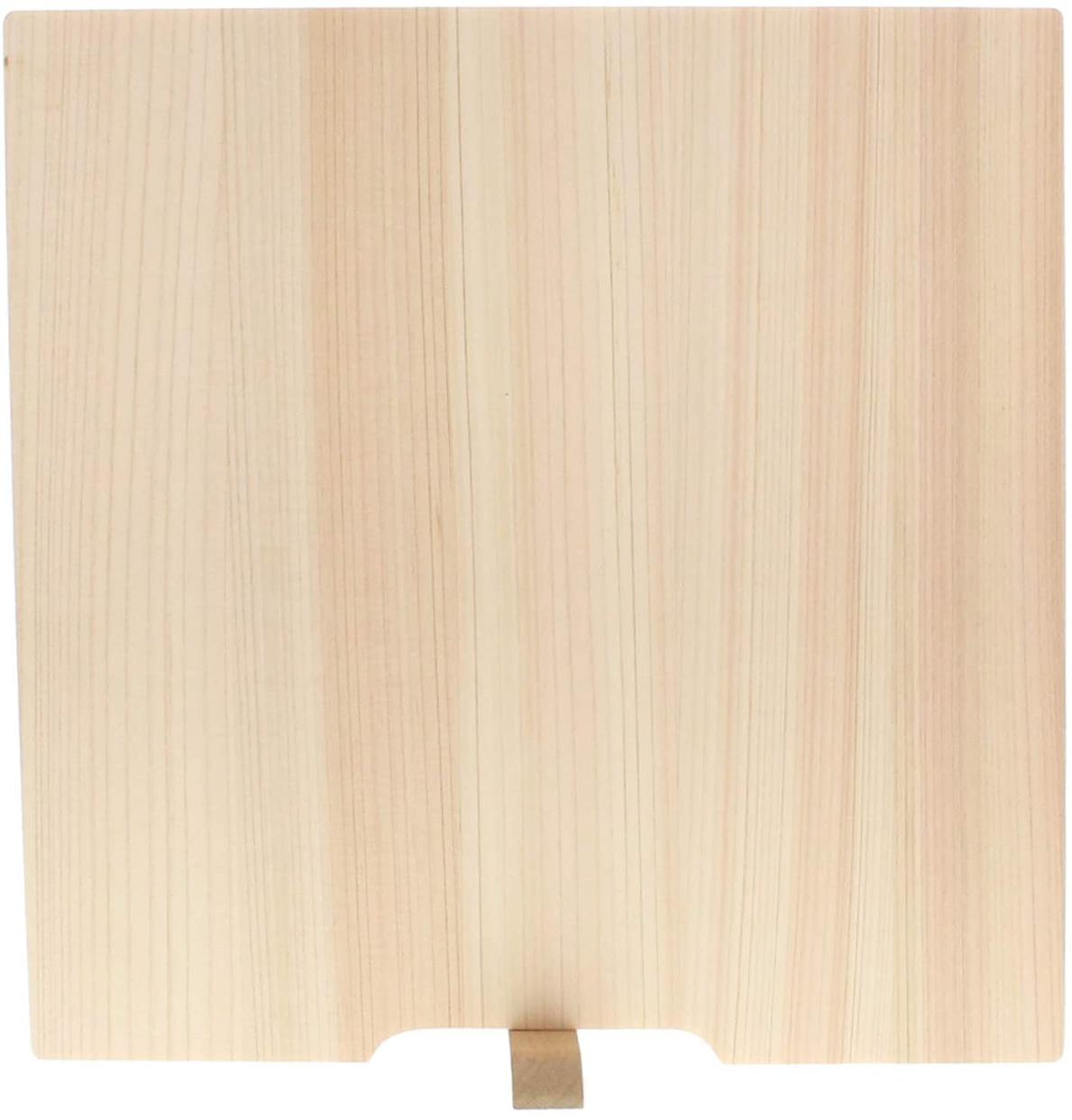 土佐龍(トサリュウ) 四万十ひのきスタンド付き まな板の商品画像