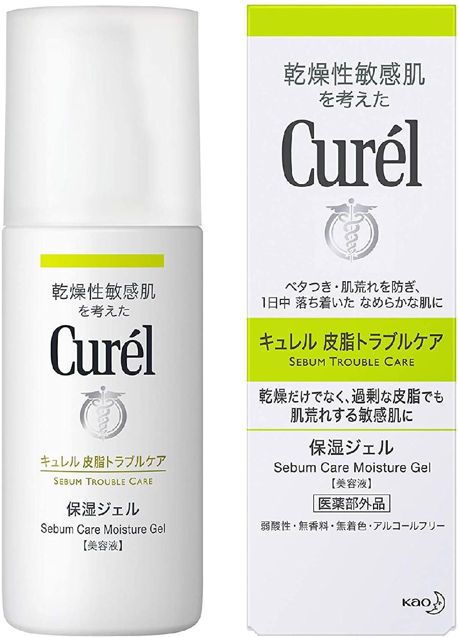 Curél(キュレル) 皮脂トラブルケア 保湿ジェル