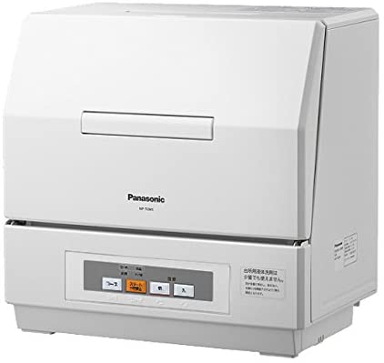 Panasonic(パナソニック) 食器洗い乾燥機 NP-TCM2-W(ホワイト)の商品画像