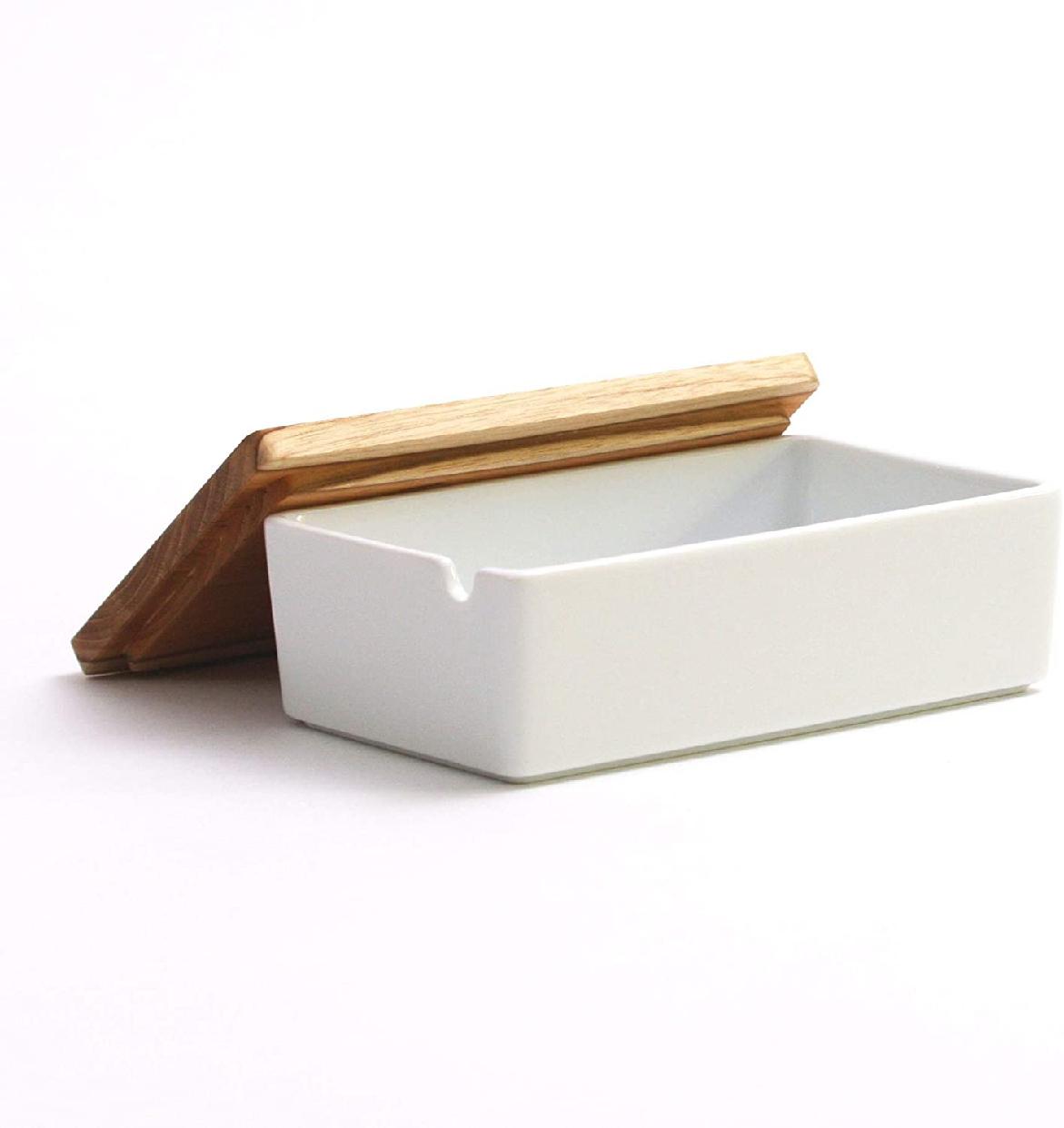 B STYLE KITCHEN(ビースタイルキッチン)木製バターケース 32401の商品画像2