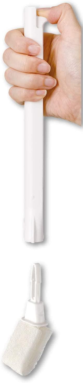 LEC(レック) ワンタッチ交換 トイレクリーナー ラバー加工 (ラバー)の商品画像9