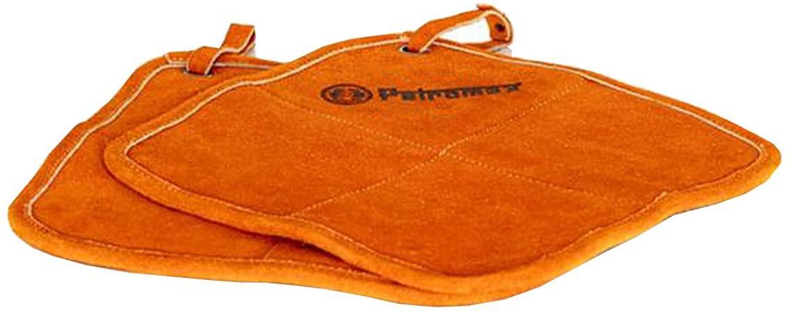 PETROMAX(ペトロマックス) アラミドポットホルダー(2枚組) 13333 オレンジの商品画像