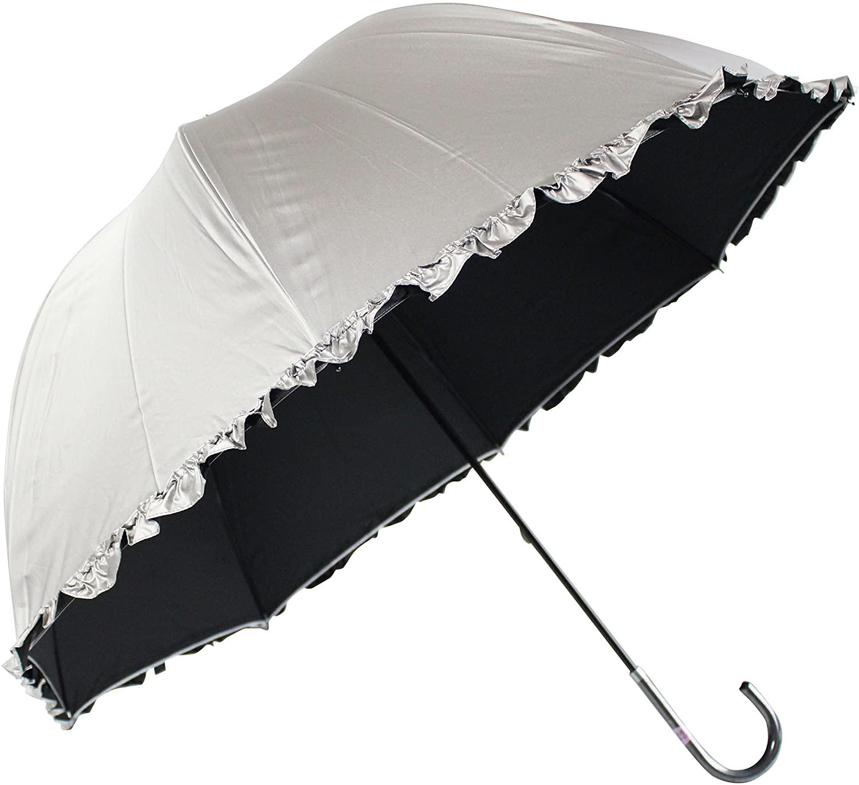 オカモト原宿店(オカモトはらじゅくてん) 晴雨兼用 日傘 ドーム型の商品画像