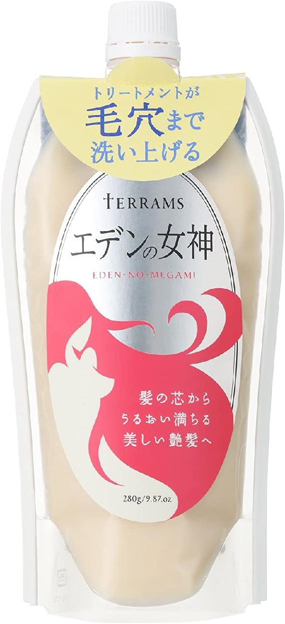 テラムス テラムス エデンの女神の商品画像