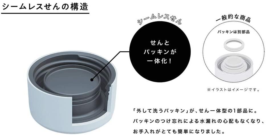 象印(ZOJIRUSHI) ステンレスマグ TUFF スクリュータイプ  SM-ZAの商品画像4
