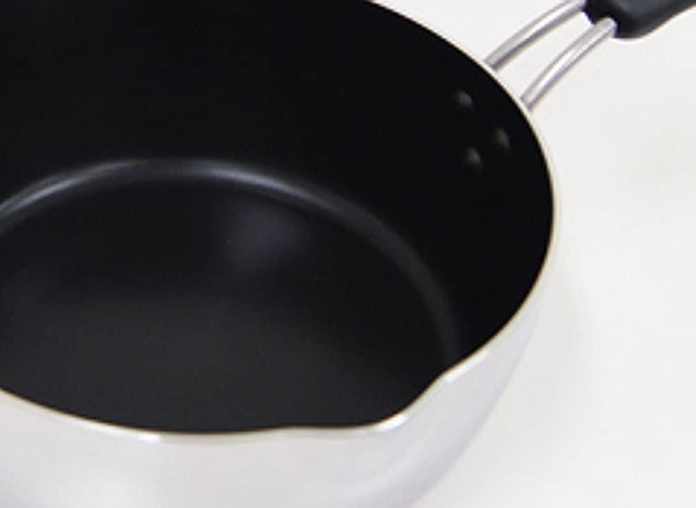 匠味 ゆきひら鍋 16cm シルバーの商品画像3