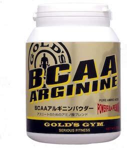 GOLD'S GYM(ゴールド ジム) BCAA・アルギニンパウダーの商品画像