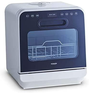 VERSOS(ベルソス) 食器洗い乾燥機 ホワイト VS-H021の商品画像