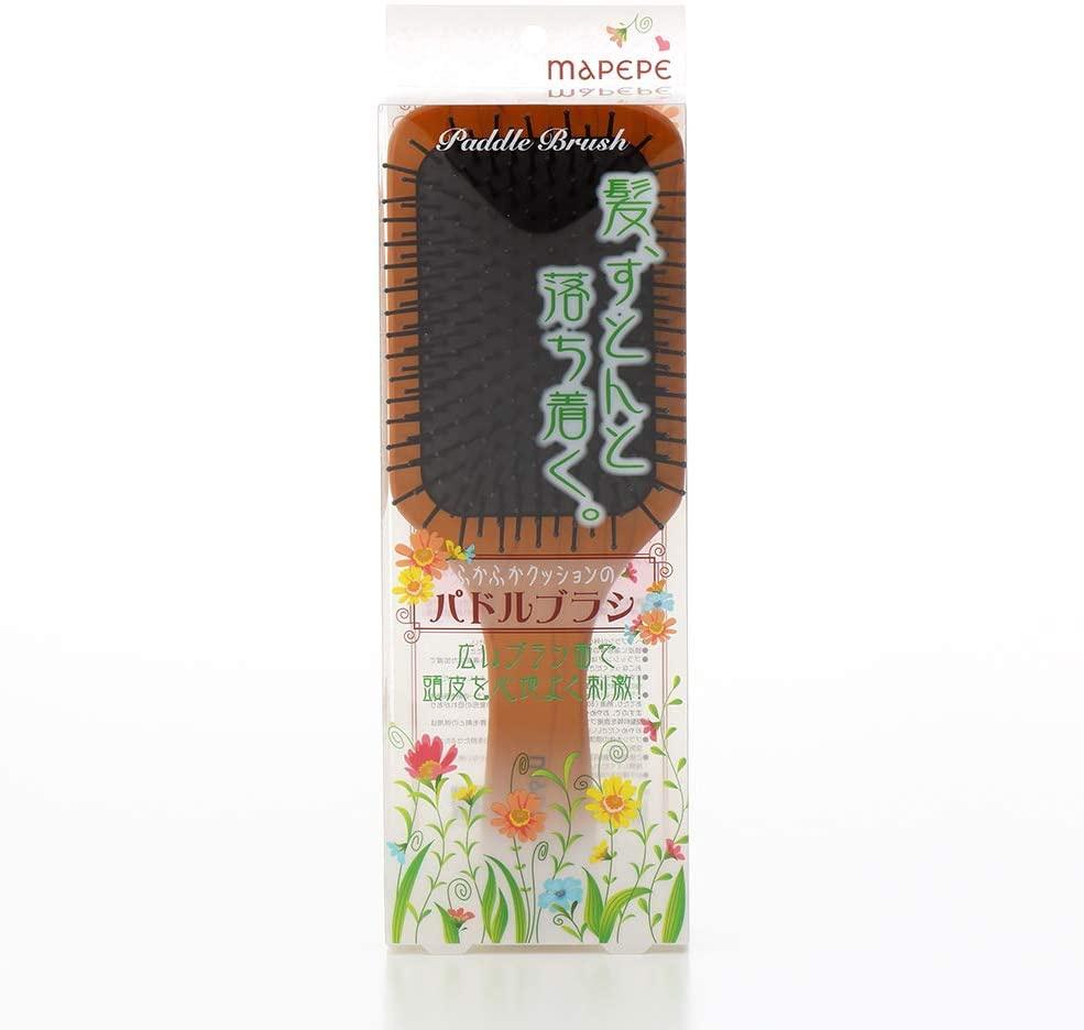 mapepe(マペペ) ふかふかクッションのパドルブラシの商品画像