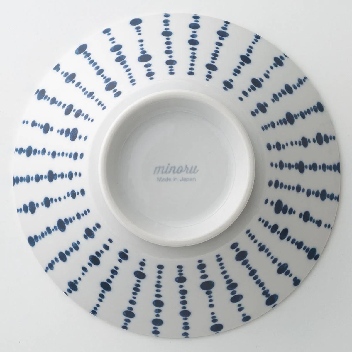 NITORI(ニトリ) 切立ラーメン丼 点十草 19cmの商品画像3