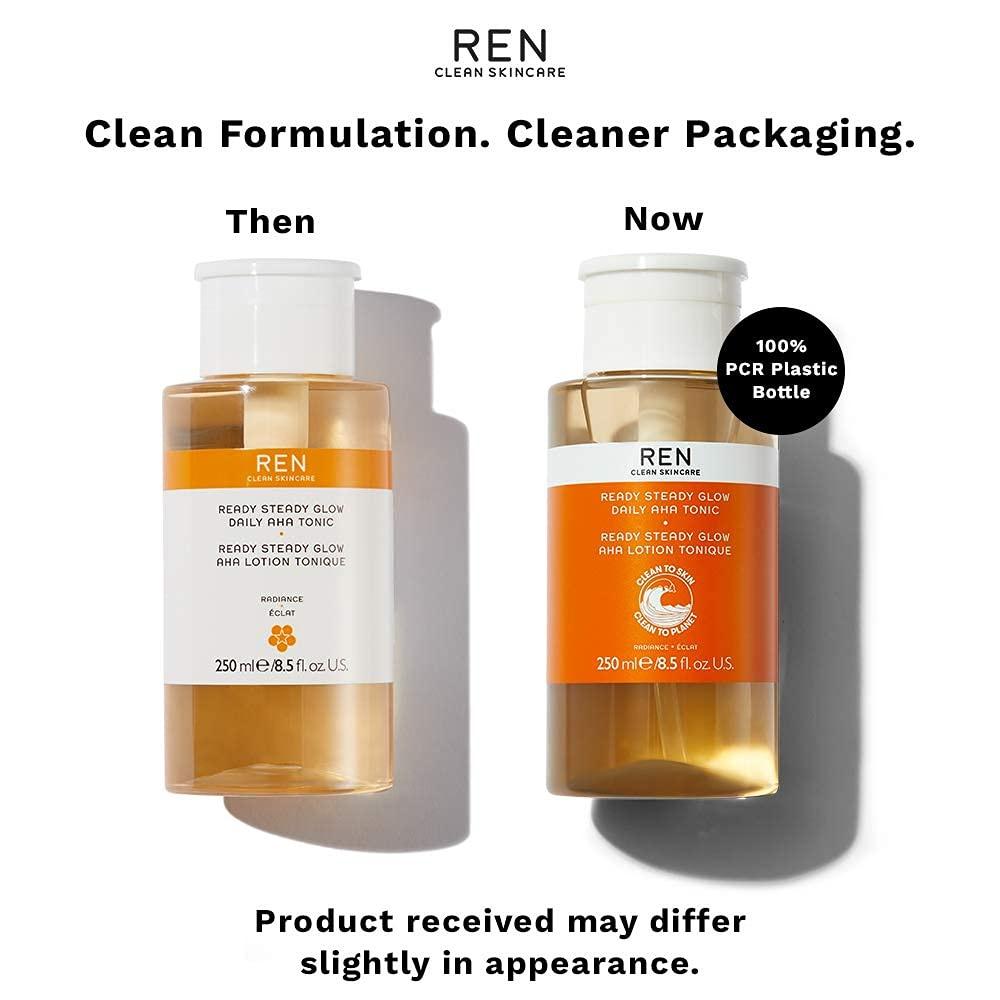 REN Clean Skincare(レンクリーンスキンケア) レディー ステディー グロー デイリー AHA トニックの商品画像4