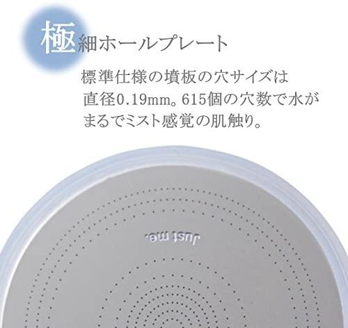 天音(あまね)シャワーヘッドの商品画像5
