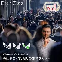 EarZzz(いやーずー) ノイズリダクション耳栓