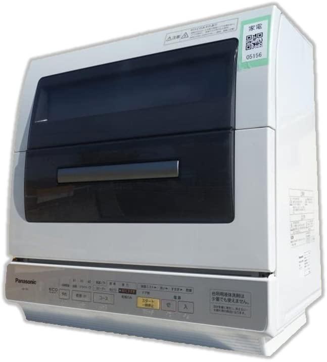Panasonic(パナソニック) 食器洗い乾燥機 NP-TR3-W(ホワイト)の商品画像