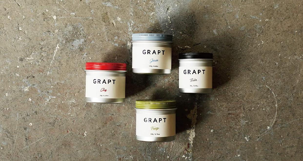 GRAPT(グラプト)ヘアワックスの商品画像6