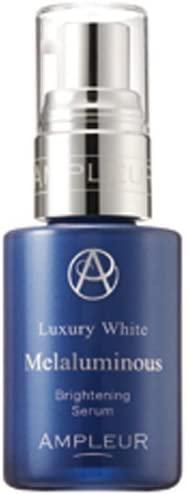 AMPLEUR(アンプルール)ラグジュアリーホワイトメラルミナスの商品画像