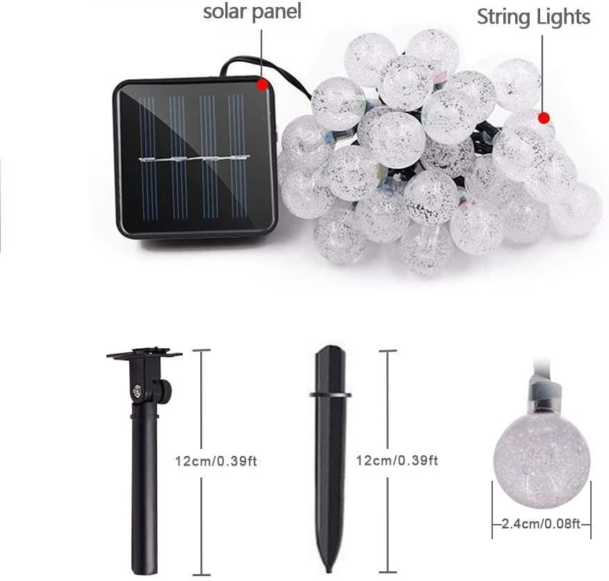 cshare(シーシェア) ソーラー LED ストリングライトの商品画像8