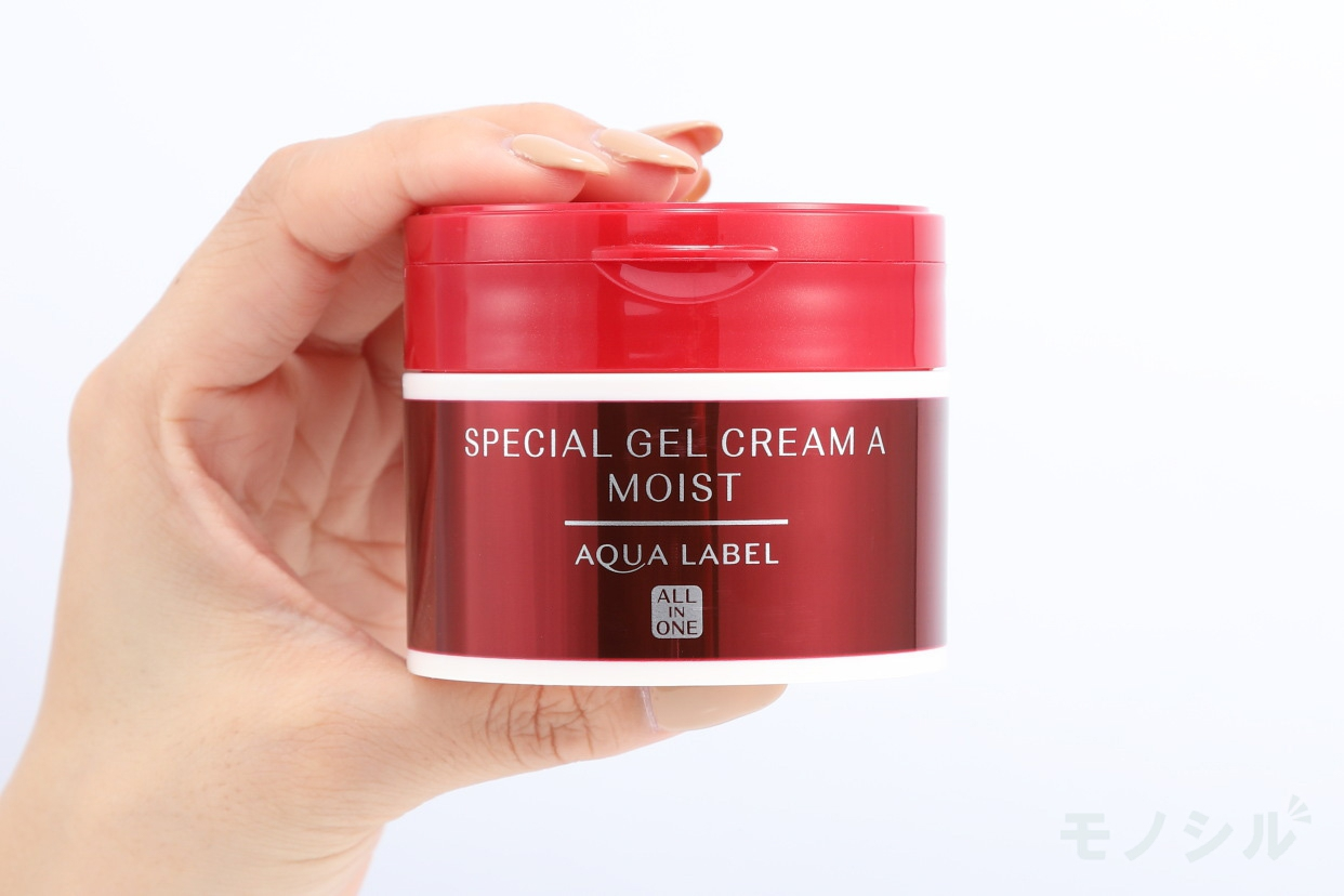 AQUALABEL(アクアレーベル) スペシャルジェルクリームA (モイスト)の商品画像2