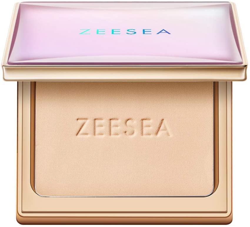 ZEESEA(ズーシー) メタバースピンクシリーズ アストロダストパウダーファンデーションの商品画像
