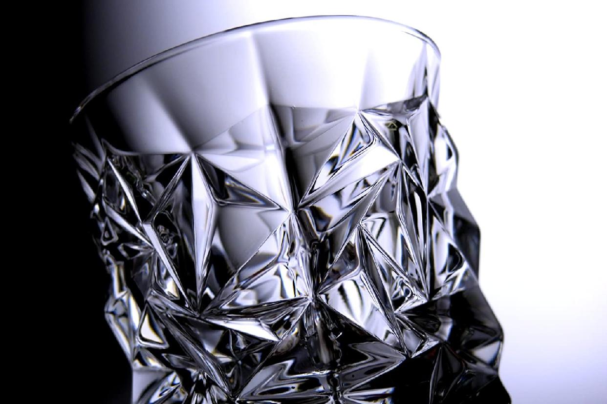 吉谷硝子(ヨシタニガラス) ボヘミアグラス グラシア 350 ml CZ-52の商品画像3