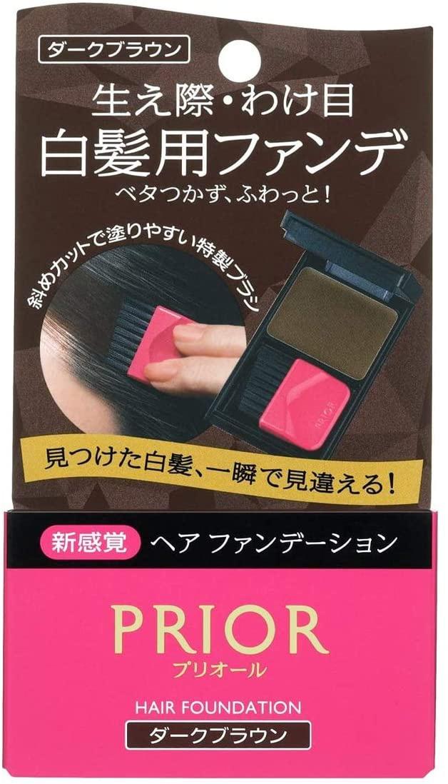 PRIOR(プリオール) ヘア ファンデーションの商品画像2