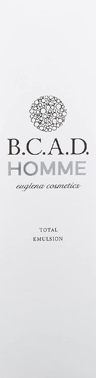 B.C.A.D.(ビーエーシーディー) HOMMEトータルエマルジョンの商品画像2