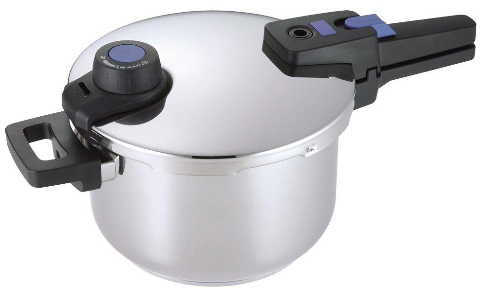 パール金属(PEARL) プレミアムクイックエコ 3層底切り替え式圧力鍋 3.5L HB-3294の商品画像