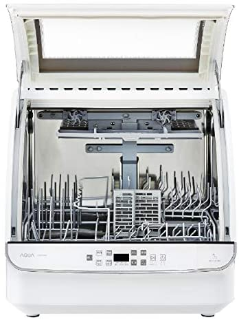 AQUA(アクア) 食器洗い機(送風乾燥機能付き) ADW-GM1 ホワイトの商品画像4
