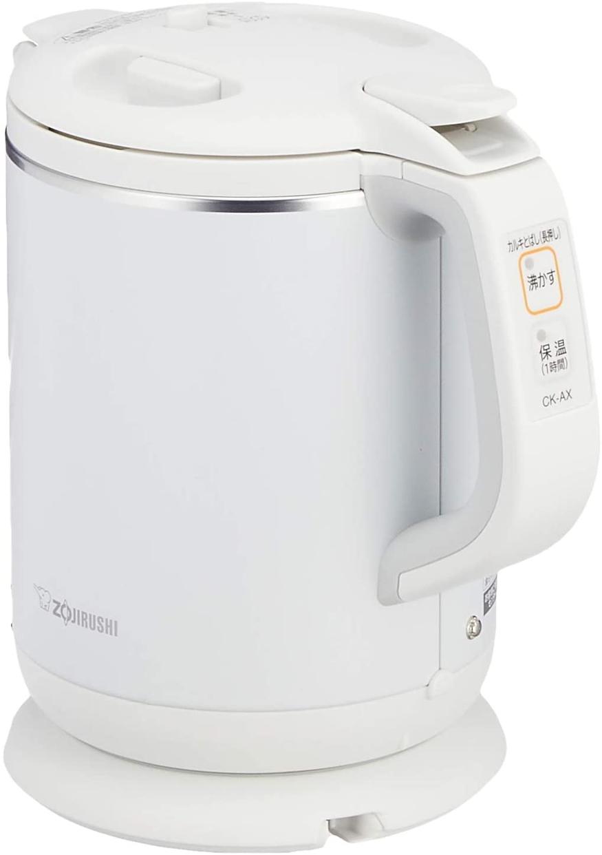 ZOJIRUSHI(ゾウジルシ) 電気ケトルCK-AX08の商品画像