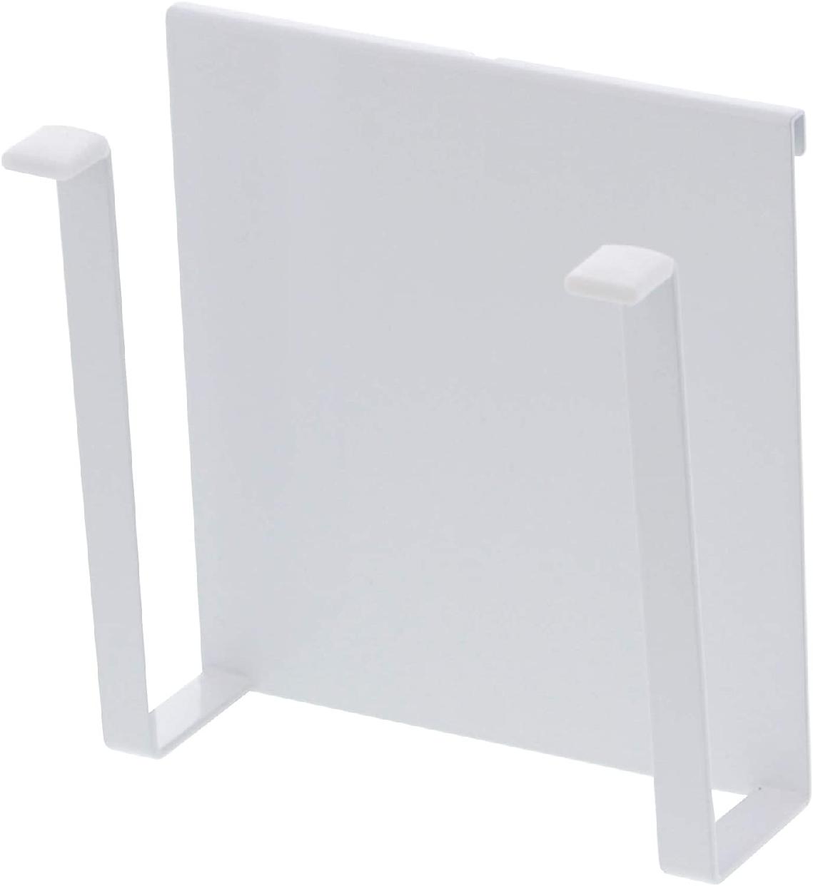 山崎実業(Yamazaki) 自立式メッシュパネル用 まな板ハンガー タワー 4197の商品画像