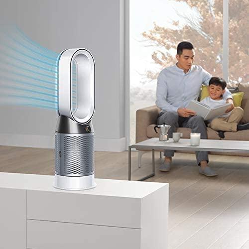 Dyson(ダイソン) Dyson Pure Hot + Cool 空気清浄ファンヒーター HP04WSの商品画像3