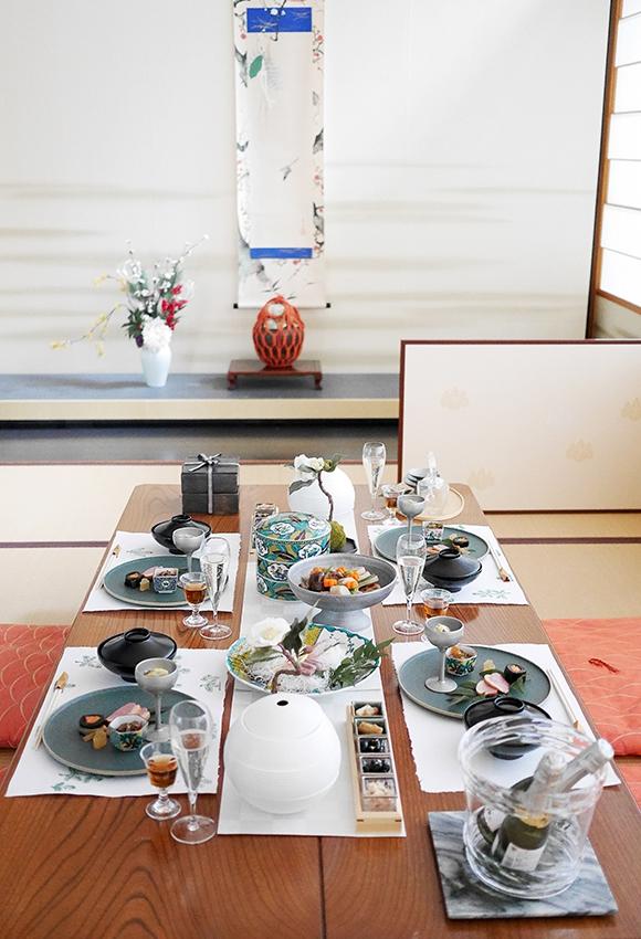 OJIGI TOKYO(オジギ トウキョウ)白木盆 シルバー 屠蘇器揃 化粧箱入りの商品画像10