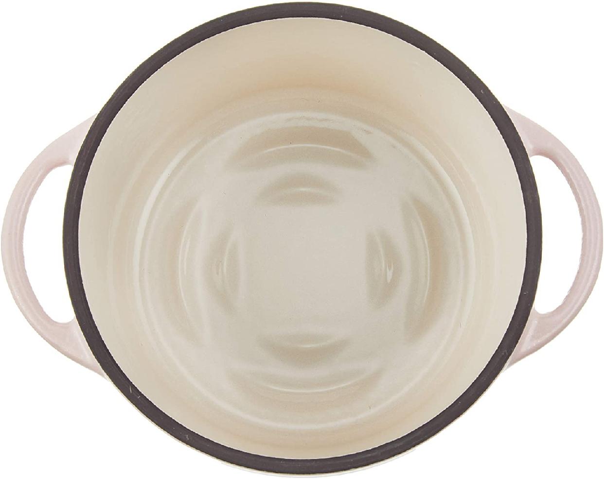 VERMICULAR(バーミキュラ) オーブンポットラウンド14cm パールピンクの商品画像3