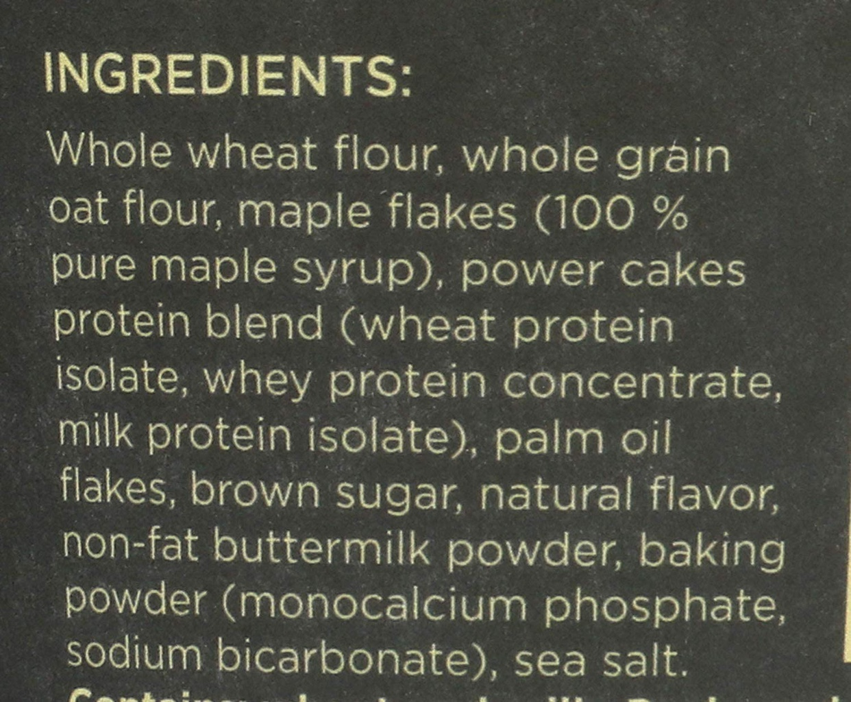 Kodiak Cakes(コディアックケーキ) プロテイン入りフラップジャックミックスの商品画像2